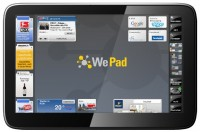 WePad Front