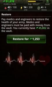World War Health