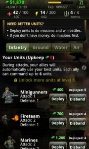World War Units