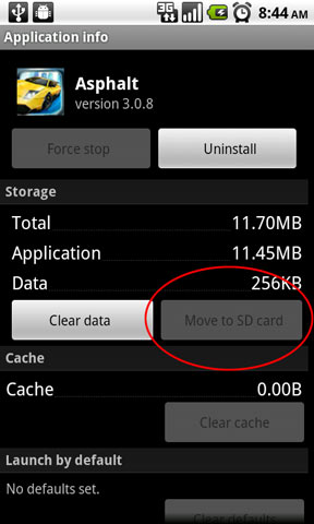Android Developers: Move App to SD Card Feature in Android 2.2 Requires You