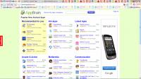 AppBrain Web Homepage