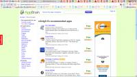 AppBrain Web Recommendations