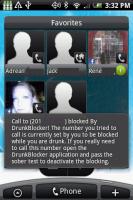 DrunkBlocker Blocked Number
