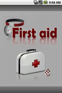 First Aid Splash Screen