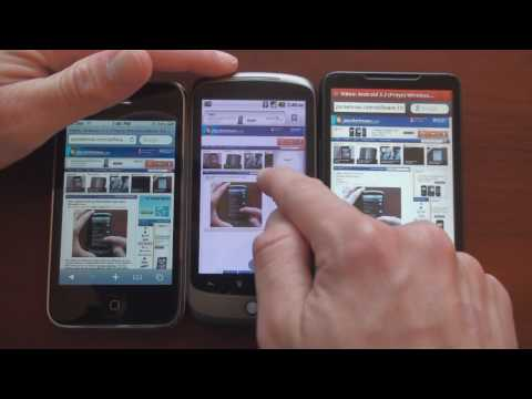Google: Froyo has Fastest Mobile Browser but Flash Slows it Down [Video]
