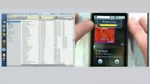 Google I/O 2010 Android 2.2 Streaming iTunes Library