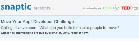 Move Your App! Developer Challenge