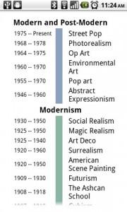 PlinkArt Browse Art by Timeline and Genre