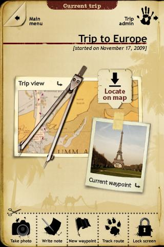Trip Journal Android App Offering One of the Best Travel Sharing Experiences