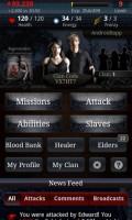 Vampires Live Dashboard