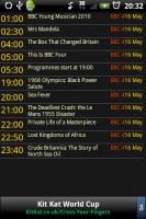 UK TV Guide Channel Info