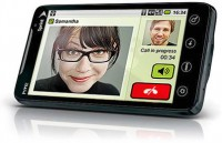 fring Video Calling with HTC Evo 4G