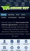 xScope Browser Menu Options