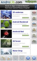 AndroLib Wallpapers 3D Category