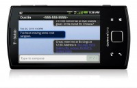 Garminfone SMS Text Messaging