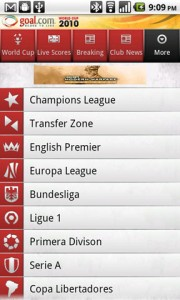 Goal Mobile Leagues