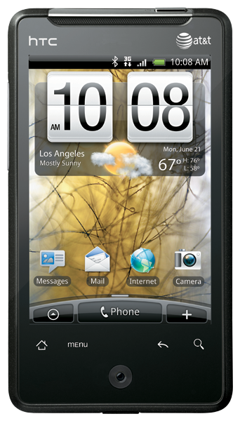 HTC Android Aria Smart Phone