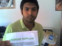 Kunal Dagli - AMEX Gift Card Winner