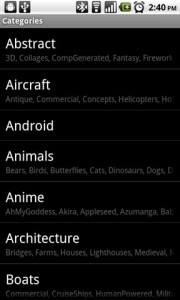 Mabilo Wallpapers Categories