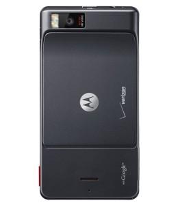 Motorola Droid X Back View 2