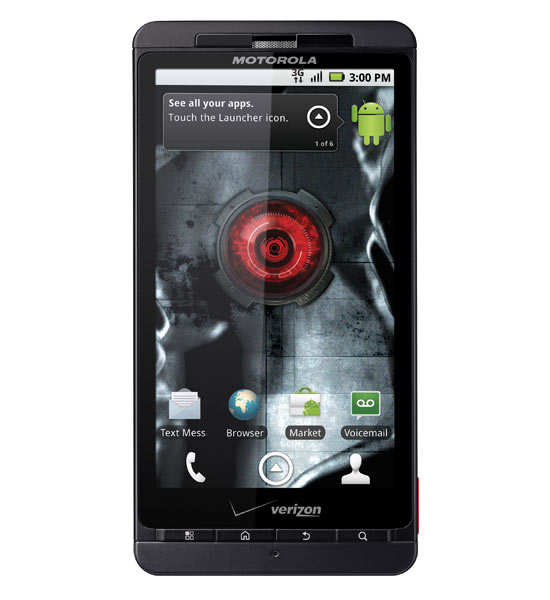 Best Motorola DROID X Android Apps