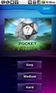 Pocket WCup PRO Quiz