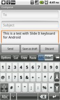 SlideIT Keyboard Numbers