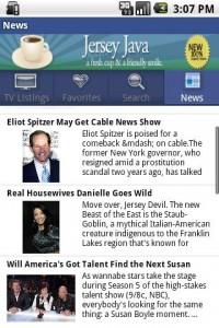 TV Guide Mobile News