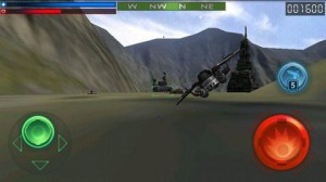 Tank Recon 3D in Game Play 2