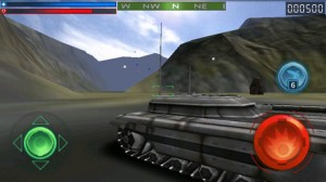 Tank Recon 3D in Game Play 3