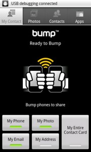 Bump Start Screen