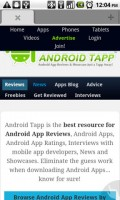 Dolphin Browser HD3 Viewing AndroidTapp
