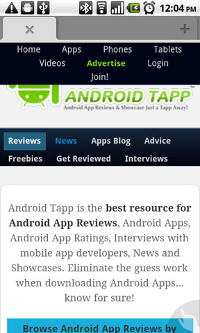 Dolphin Browser Standard Version 3 Released, Listens to User Input