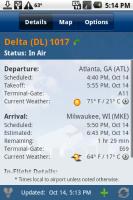 FlightView Flight Details