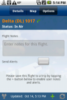FlightView Options