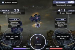 HEAVY GUNNER 3D Controls