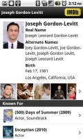 IMDb Movies and TV People Bio