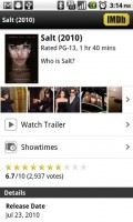 IMDb Movies and TV Showtimes