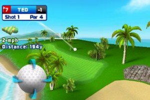 Lets Golf for Android in Game Play 2