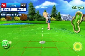 Lets Golf for Android in Game Play 3
