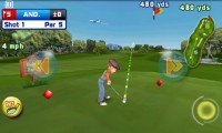 Lets Golf in Game Play 1