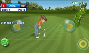 Lets Golf in Game Play 3