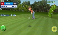 Lets Golf in Game Play 4