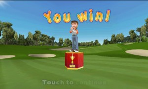 Lets Golf in Game Play 6