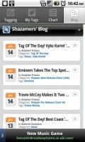 Shazam Blog