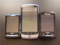 Sony Ericsson Xperia X10 Mini and Mini Pro Sized Up