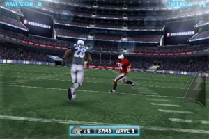 Backbreaker Football in Game Play 1