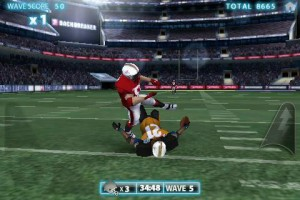 Backbreaker Football in Game Play 2