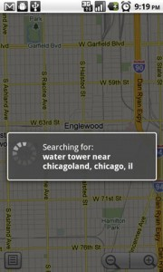 Chrome to Phone Google Maps Link Sent to Phone