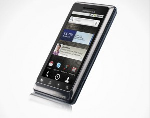 DROID 2 by Motorola Angle View 5